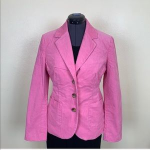 Pink Lilly corduroy jacket